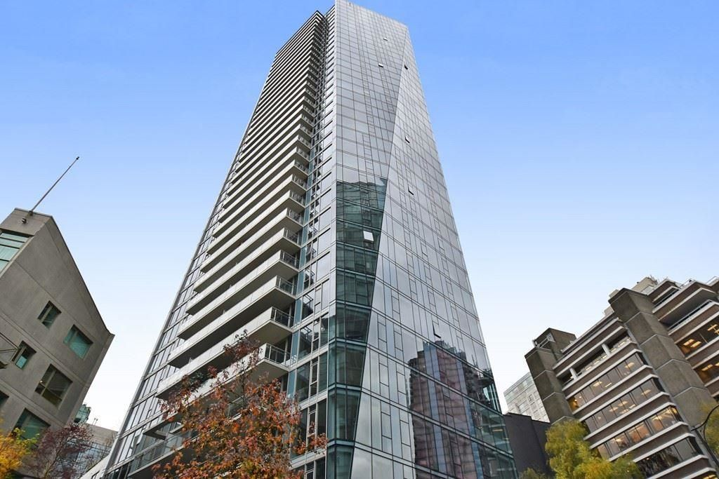"""Main Photo: 1303 1499 W PENDER Street in Vancouver: Coal Harbour Condo for sale in """"West Pender Place"""" (Vancouver West)  : MLS®# R2613558"""