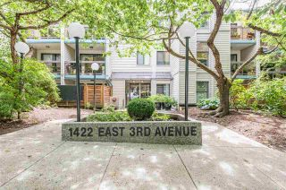 "Main Photo: 304 1422 E 3RD Avenue in Vancouver: Grandview Woodland Condo for sale in ""La Contessa"" (Vancouver East)  : MLS®# R2468495"
