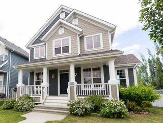 Photo 1: 8415 SUMMERSIDE GRANDE Boulevard in Edmonton: Zone 53 House for sale : MLS®# E4244415