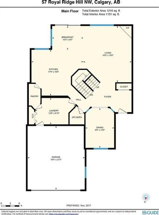 Photo 43: 57 ROYAL RIDGE Hill(S) NW in Calgary: Royal Oak House for sale : MLS®# C4145854