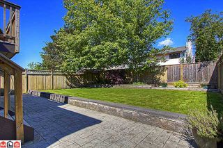 """Photo 22: 2249 WILLOUGHBY Way in Langley: Willoughby Heights House for sale in """"Langley Meadows"""" : MLS®# F1215714"""