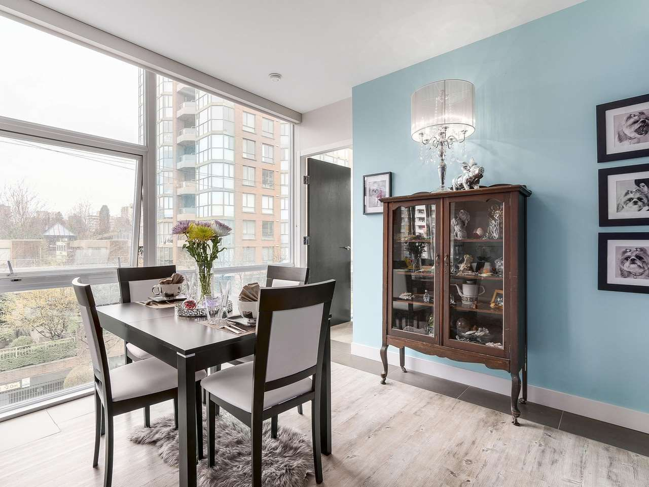 Photo 12: Photos: 401 1455 HOWE STREET in Vancouver: Yaletown Condo for sale (Vancouver West)  : MLS®# R2145939
