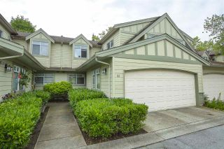 """Photo 1: 31 10238 155A Street in Surrey: Guildford Townhouse for sale in """"CHESTNUT LANE"""" (North Surrey)  : MLS®# R2473485"""
