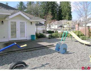 "Photo 10: 8675 WALNUT GROVE Drive in Langley: Walnut Grove Townhouse for sale in ""Cedar Creek"" : MLS®# F2707855"