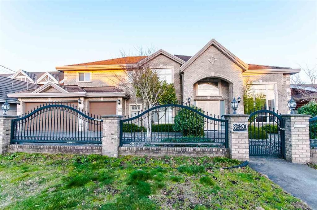 Main Photo: 8620 Heather Street in Richmond: Garden City House for sale : MLS®# R2459466