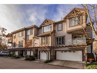 """Photo 1: # 28 15133 29A AV in Surrey: King George Corridor Townhouse for sale in """"STONEWOODS"""" (South Surrey White Rock)  : MLS®# F1325375"""