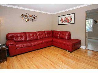 Photo 8: 266 REGAL Park NE in CALGARY: Renfrew_Regal Terrace Townhouse for sale (Calgary)  : MLS®# C3626988