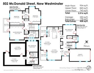 "Photo 20: 502 MCDONALD Street in New Westminster: The Heights NW House for sale in ""THE HEIGHTS"" : MLS®# R2159544"