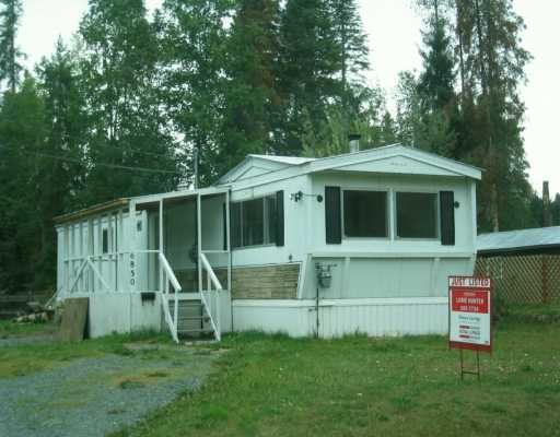 """Main Photo: 6850 LANGER Crescent in Prince George: Emerald Manufactured Home for sale in """"EMERALD"""" (PG City North (Zone 73))  : MLS®# N166428"""
