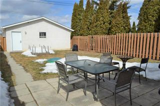 Photo 17: 111 Bayridge Avenue in Winnipeg: Fort Richmond Residential for sale (1K)  : MLS®# 1906205