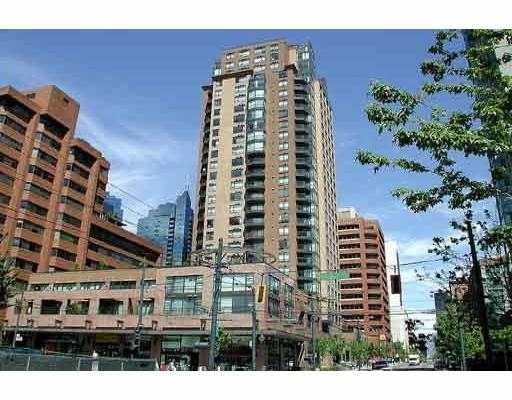 """Main Photo: 314 1189 HOWE ST in Vancouver: Downtown VW Condo for sale in """"THE GENESIS"""" (Vancouver West)  : MLS®# V558273"""