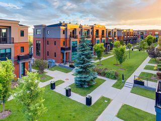 Photo 2: 408 Aspen Meadows Hill SW in Calgary: Aspen Woods Row/Townhouse for sale : MLS®# A1143107