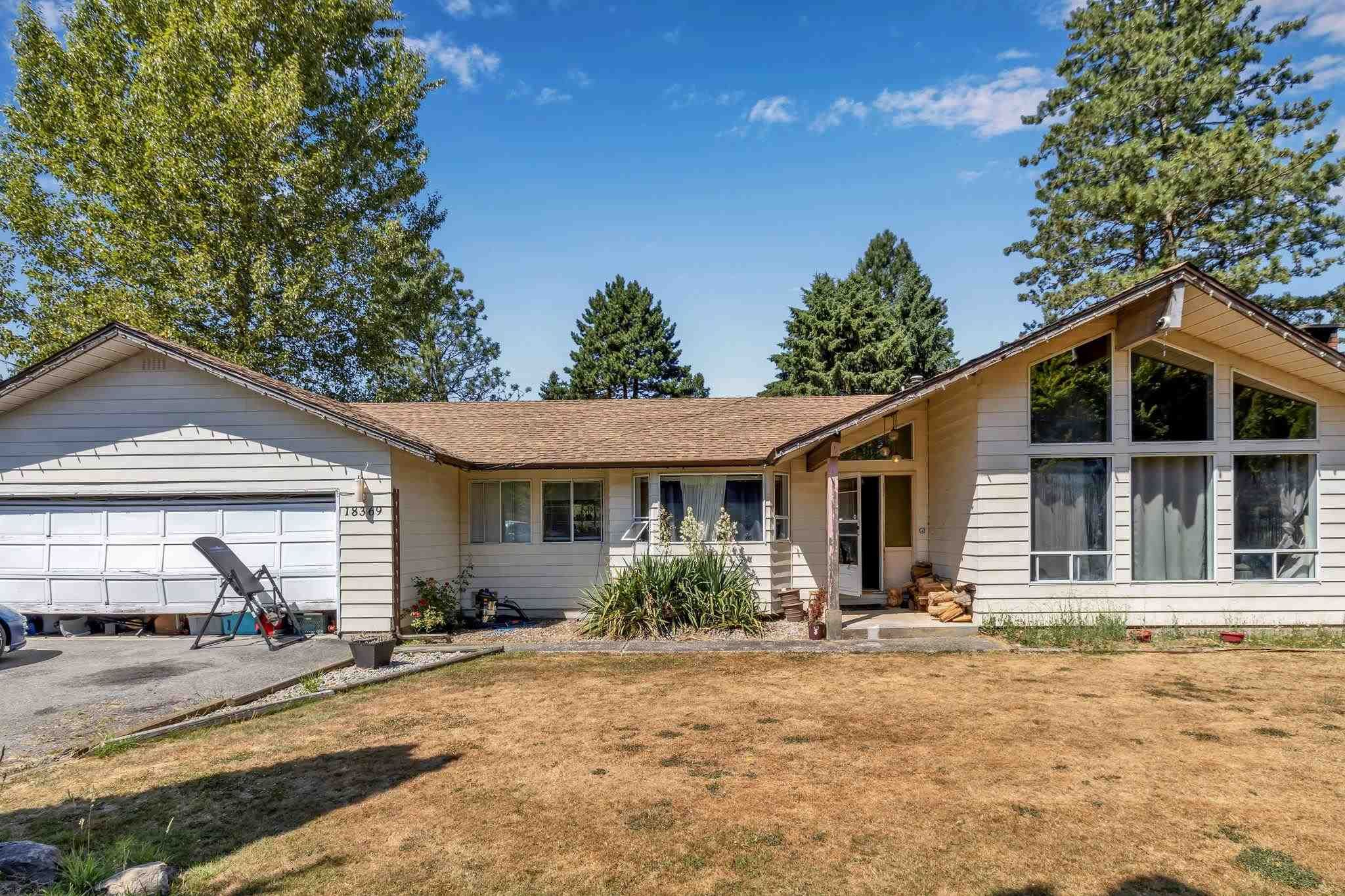 Main Photo: 18369 24 Avenue in Surrey: Hazelmere House for sale (South Surrey White Rock)  : MLS®# R2604279