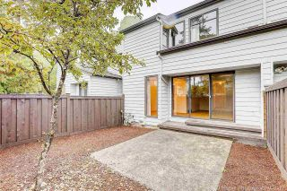 """Photo 1: 6 3370 ROSEMONT Drive in Vancouver: Champlain Heights Townhouse for sale in """"ASPENWOOD"""" (Vancouver East)  : MLS®# R2204325"""