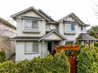 Photo 1: 5852 148TH Street in Surrey: Sullivan Station 1/2 Duplex for sale : MLS®# F1407622