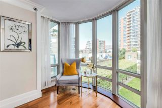 """Photo 4: 504 1501 HOWE Street in Vancouver: Yaletown Condo for sale in """"888 BEACH"""" (Vancouver West)  : MLS®# R2589803"""