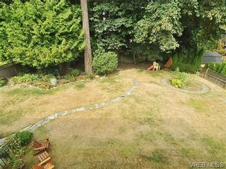 Photo 16: 2422 Twin View Dr in VICTORIA: CS Tanner House for sale (Central Saanich)  : MLS®# 650303