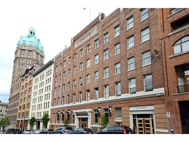 """Main Photo: 508 546 BEATTY Street in Vancouver: Downtown VW Condo for sale in """"THE CRANE BUILDING"""" (Vancouver West)  : MLS®# V897907"""