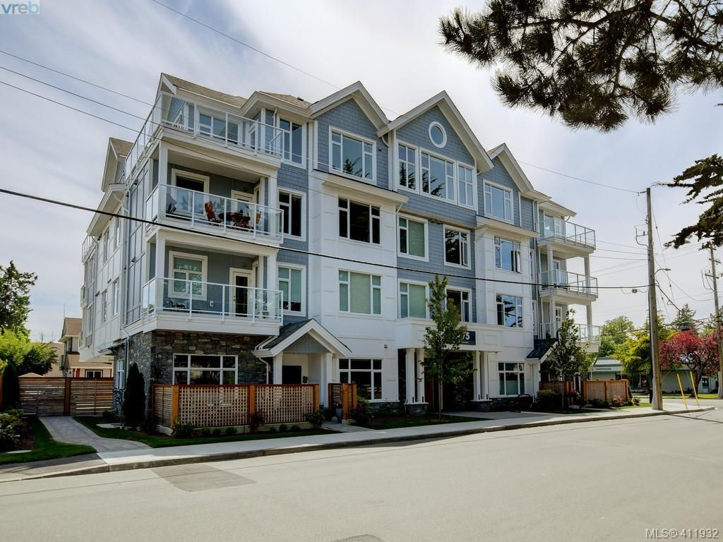 Main Photo: 306 2475 Mt. Baker Ave in SIDNEY: Si Sidney North-East Condo for sale (Sidney)  : MLS®# 816668