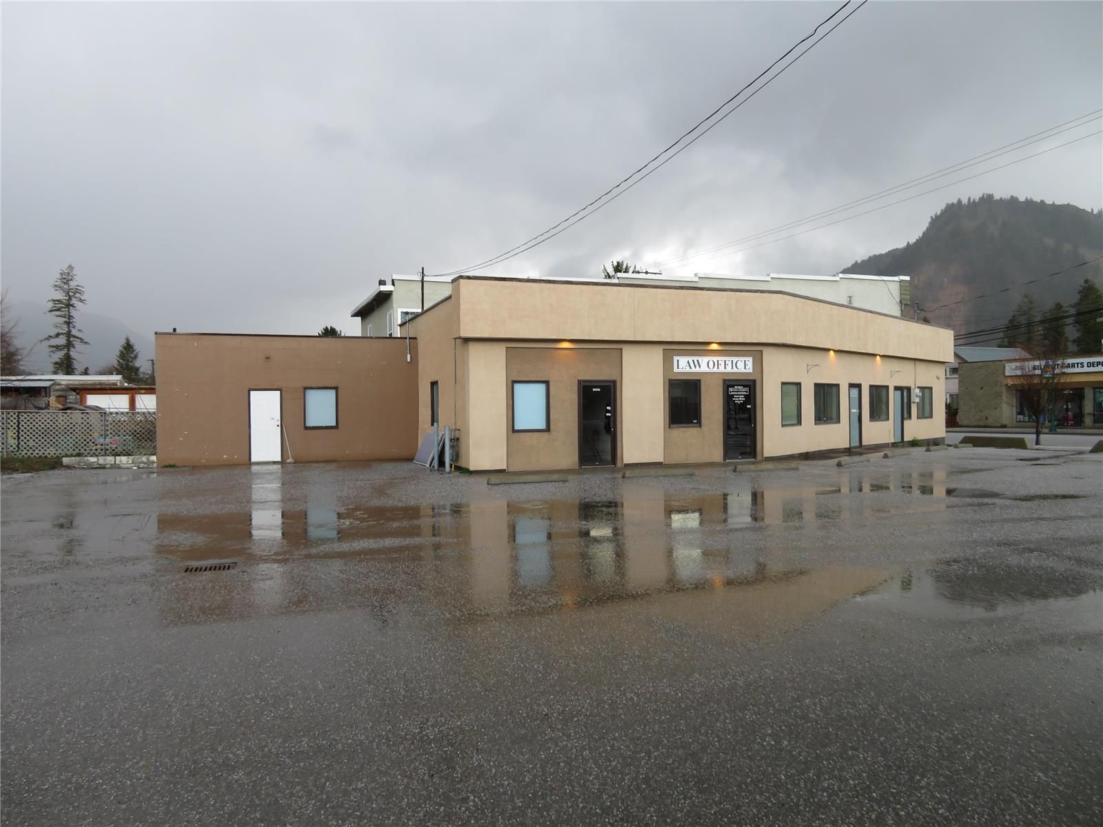 Main Photo: 2001 Miller Street, in Lumby: Business for sale : MLS®# 10236061