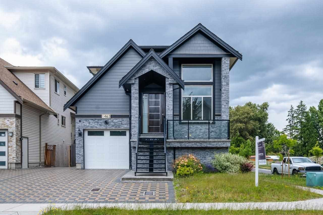 Main Photo: 1463 SALTER Street in New Westminster: Queensborough House for sale : MLS®# R2591535