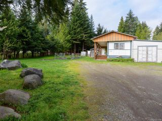 Photo 23: 1735 ARDEN ROAD in COURTENAY: CV Courtenay West Manufactured Home for sale (Comox Valley)  : MLS®# 812068
