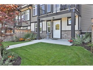 Photo 19: # 4 6350 142ND ST in Surrey: Sullivan Station Townhouse for sale : MLS®# F1420967