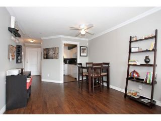 """Photo 8: 403 5759 GLOVER Road in Langley: Langley City Condo for sale in """"COLLEGE COURT"""" : MLS®# F1442596"""