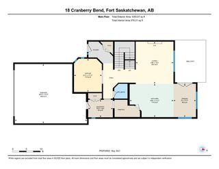 Photo 11: 18 CRANBERRY Bend: Fort Saskatchewan House for sale : MLS®# E4245180