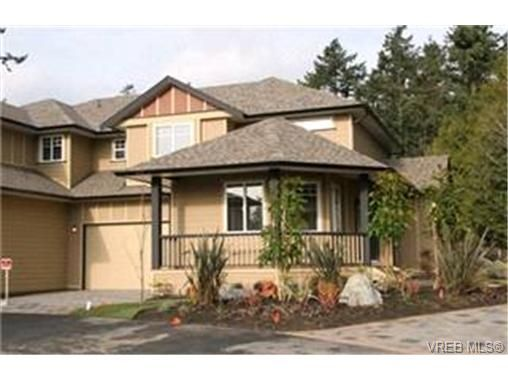 Main Photo:  in VICTORIA: VR Hospital Row/Townhouse for sale (View Royal)  : MLS®# 358212