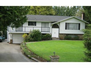 Photo 1: 9277 178TH ST in Surrey: Port Kells House for sale (North Surrey)  : MLS®# F1400047
