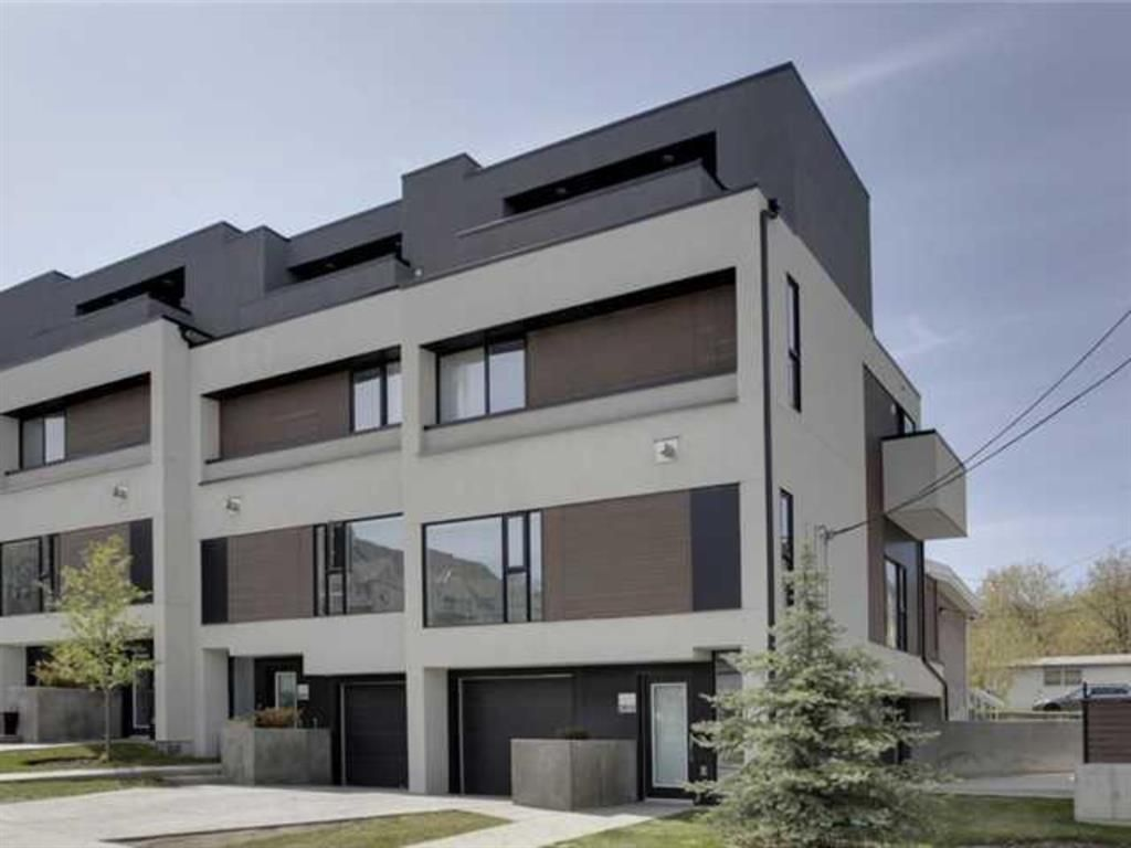 Main Photo: 2815 16 Street SW in Calgary: South Calgary Row/Townhouse for sale : MLS®# A1144511