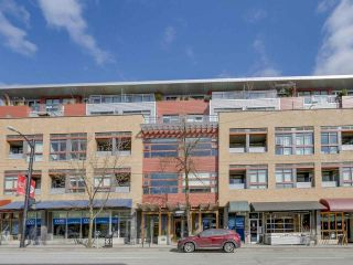 """Photo 4: 209 2250 COMMERCIAL Drive in Vancouver: Grandview VE Condo for sale in """"THE MARQUEE"""" (Vancouver East)  : MLS®# R2253784"""
