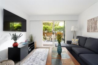 Photo 2: 107 215 N TEMPLETON DRIVE in Vancouver: Hastings Condo for sale (Vancouver East)  : MLS®# R2458110