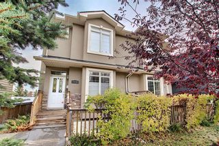 Photo 2: 2 2406 17A Street SW in Calgary: Bankview Row/Townhouse for sale : MLS®# A1093579