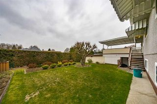Photo 37: 7205 ELMHURST Drive in Vancouver: Fraserview VE House for sale (Vancouver East)  : MLS®# R2547703