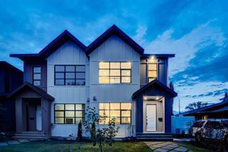 Main Photo: 515 36 Street SW in Calgary: Spruce Cliff Semi Detached for sale : MLS®# A1143517