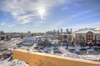 Photo 12: 206 426 3 Avenue NE in Calgary: Bridgeland/Riverside Row/Townhouse for sale : MLS®# A1067833