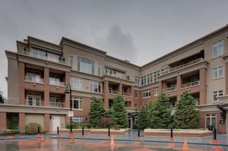 Photo 1: 103 680 Princeton Way SW in Calgary: Eau Claire Apartment for sale : MLS®# A1109337