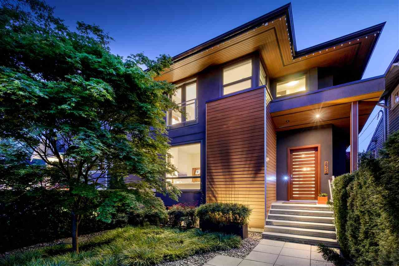Main Photo: 856 W 19TH AVENUE in Vancouver: Cambie House for sale (Vancouver West)  : MLS®# R2456199