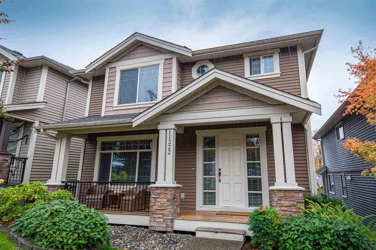 Main Photo: 11222 236A Street in Maple Ridge: Cottonwood MR House for sale : MLS®# R2415116