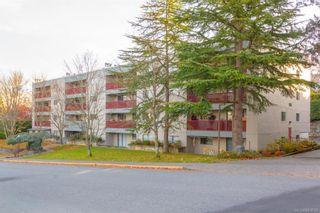 Photo 1: 413 3255 Glasgow Ave in Saanich: SE Quadra Condo for sale (Saanich East)  : MLS®# 843059