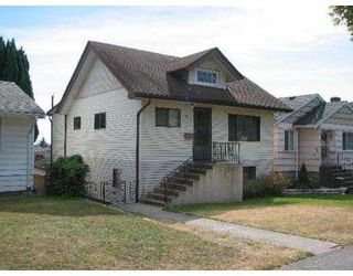 Photo 2: 50 E 59TH AV in Vancouver: South Vancouver House for sale (Vancouver East)  : MLS®# V555403
