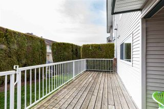 """Photo 35: 60 34332 MACLURE Road in Abbotsford: Central Abbotsford Townhouse for sale in """"IMMEL RIDGE"""" : MLS®# R2554947"""