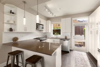 Photo 4: 1288 SALSBURY DRIVE in Vancouver: Grandview Woodland Townhouse for sale (Vancouver East)  : MLS®# R2599925