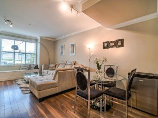 """Photo 4: 102 3788 NORFOLK Street in Burnaby: Central BN Townhouse for sale in """"Panacasa"""" (Burnaby North)  : MLS®# R2403565"""