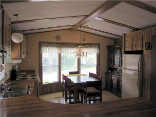 Photo 5: 71 21163 LOUGHEED Highway in Maple Ridge: Southwest Maple Ridge Manufactured Home for sale : MLS®# V1132237