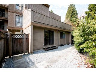 """Photo 9: 103 9134 CAPELLA Drive in Burnaby: Simon Fraser Hills Townhouse for sale in """"MOUNTAINWOOD"""" (Burnaby North)  : MLS®# V1058001"""