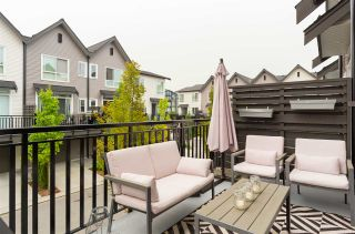 """Photo 14: 19 2358 RANGER Lane in Port Coquitlam: Riverwood Townhouse for sale in """"FREEMONT INDIGO"""" : MLS®# R2202463"""