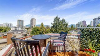 """Photo 12: 401 1050 NICOLA Street in Vancouver: West End VW Condo for sale in """"NICOLA MANOR"""" (Vancouver West)  : MLS®# R2572953"""